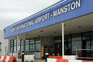 manston passenger terminal